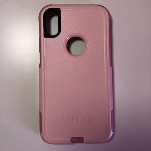 OtterBox case for iPhone XS